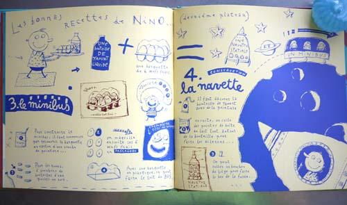 Nino dans le frigo (フランス語)