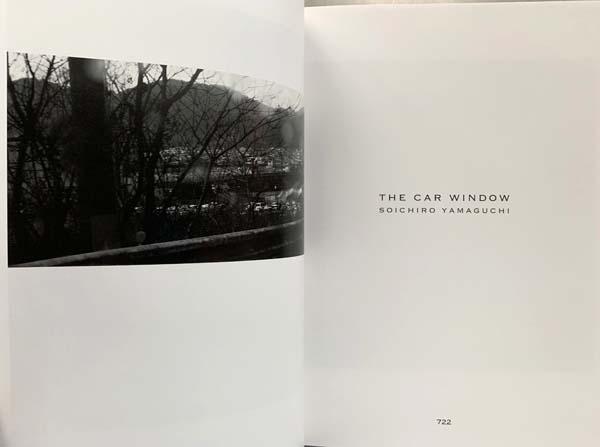 山口聡一郎写真集『THE CAR WINDOW』